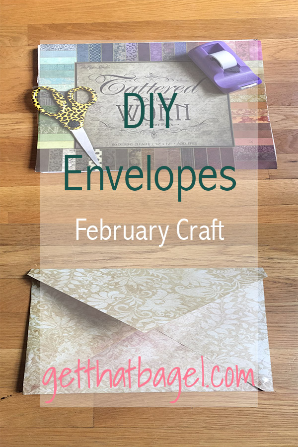 DIY-Envelopes-February Craft