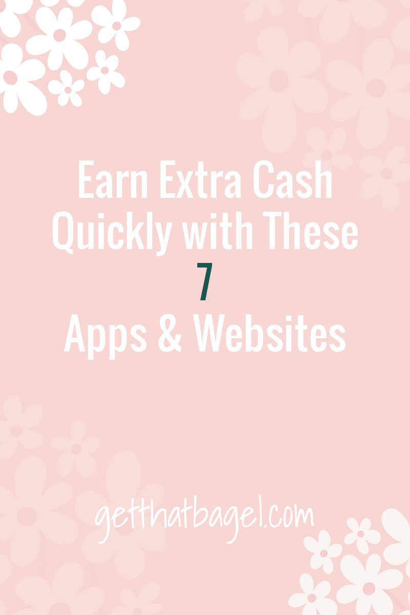 extracashappssites - Earn Extra Cash Quickly with These 7 Apps and Websites