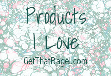 Monthly Series on Get That Bagel