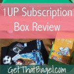 1UP Fan Gear Box: My May Subscription Box Review