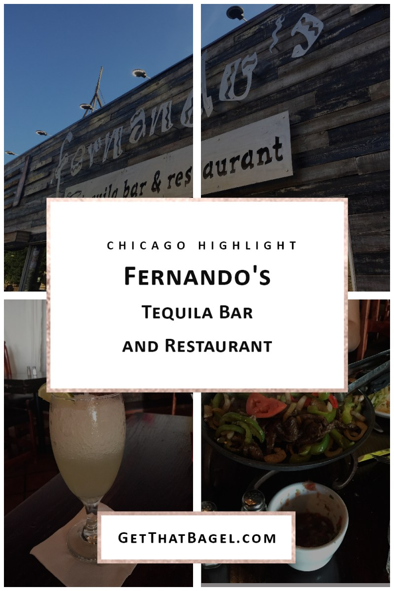 Chicago Highlight: Fernando's