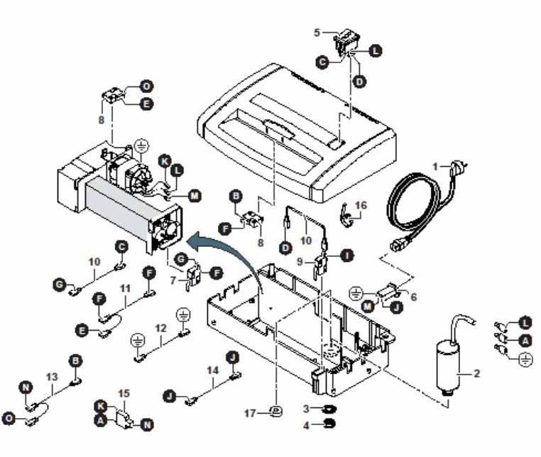 HSM Classic 104.3 104 cc 104 sc Paper Shredder Oem Snap