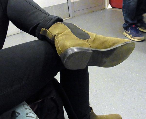 Berlin footwear