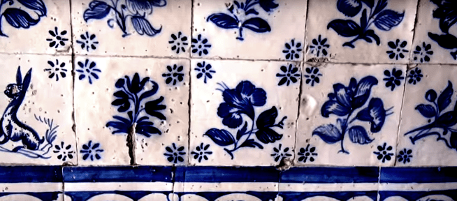 Nazare Church Tiles