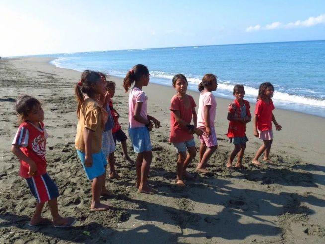 Dancing in Timor