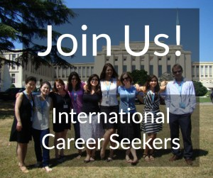 International Career Seekers