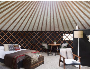 The Round Tent