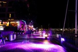 Bright Nights Auckland Viaduct