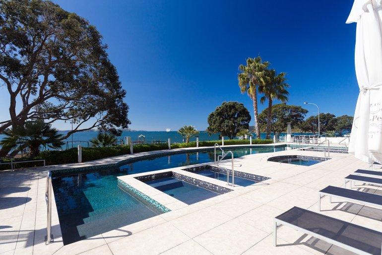 Paihia Beach Resort and Spa.