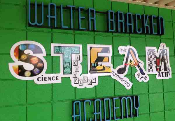 Defining Steam Bracken Academy - Smart