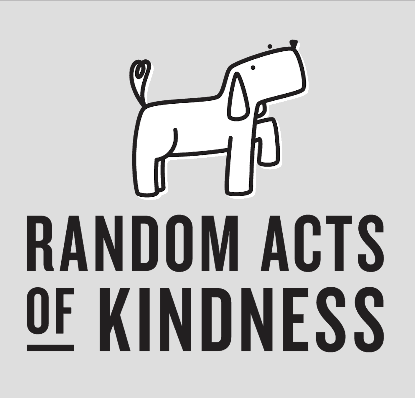 Kindness Starts with One: Random Acts of Kindness Week 2018