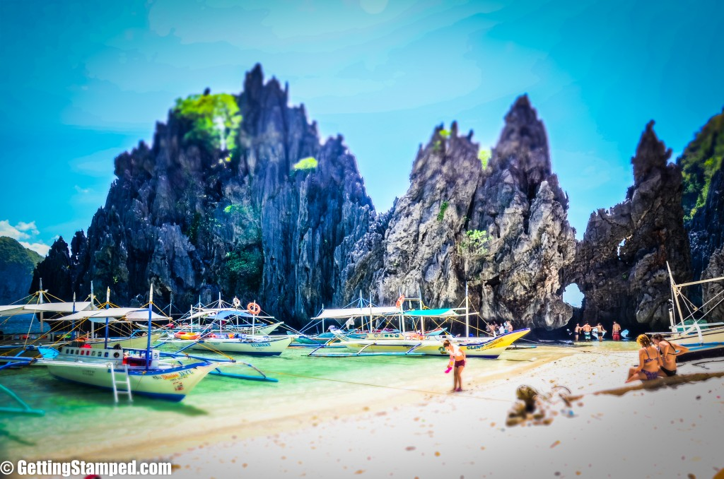 El Nido Tour A Review  Palawan Philippines