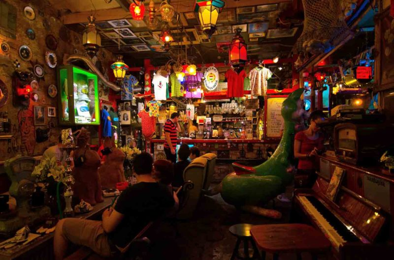 Budapest Nightlife Guide  The Best Ruin Bars in Budapest