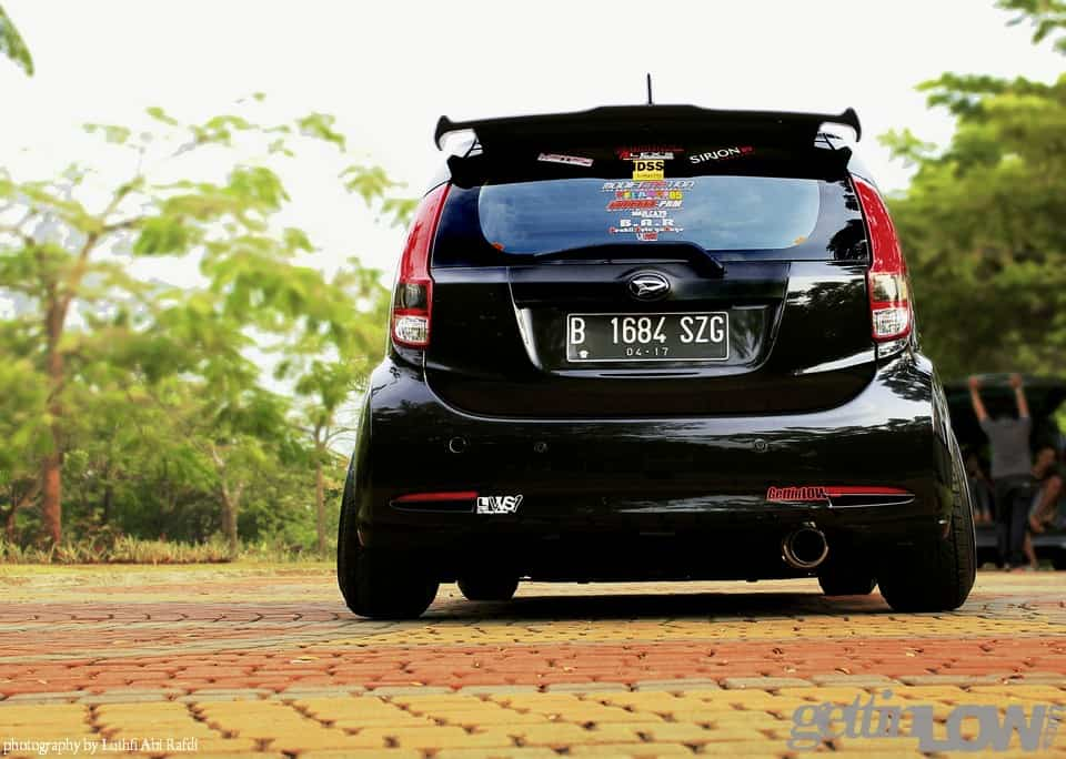 Luthfi's All New Sirion with TE37V