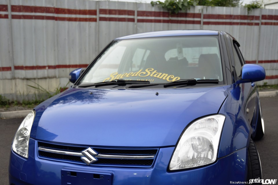 Riri Riksa 2006 Suzuki Swift