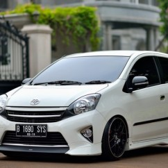 Toyota New Agya Trd All Kijang Innova Type V Stance Gettinlow Kiki Anugraha S 2014
