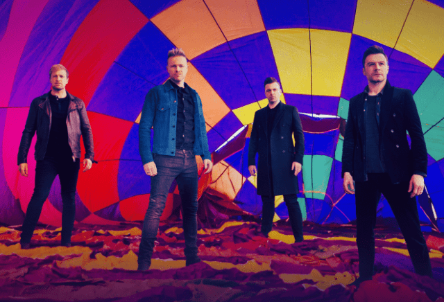 Westlife UK Tour