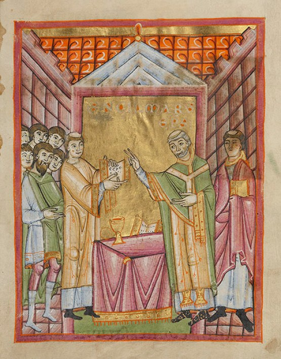 Image result for Medieval manuscripts gift giving