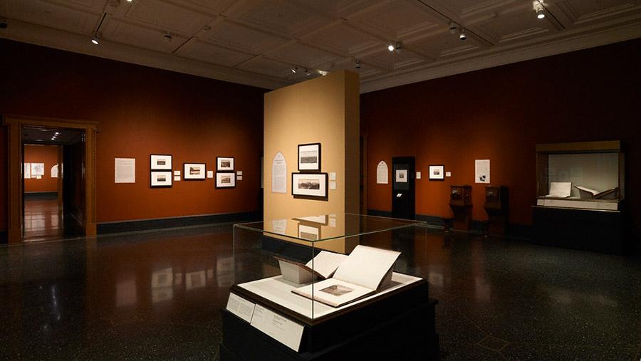 museum lighting research
