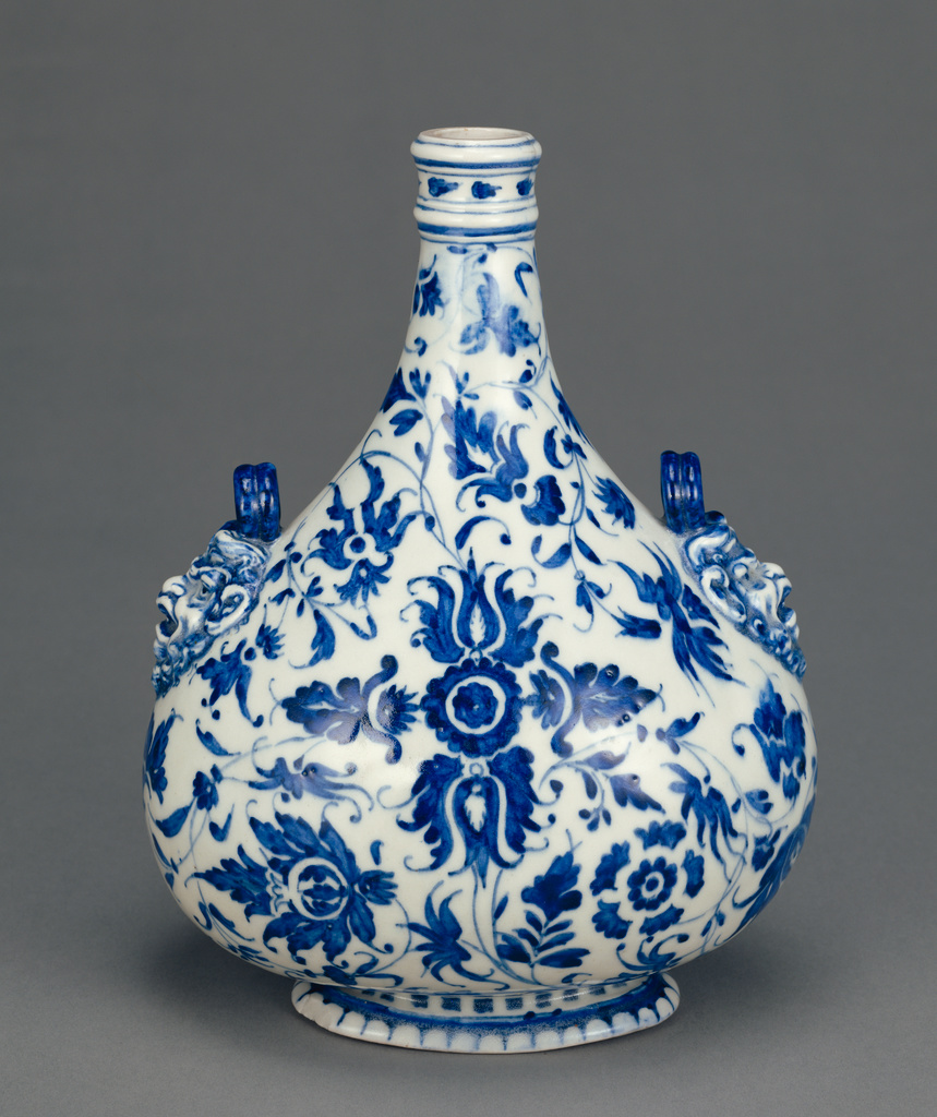Pilgrim Flask Getty Museum