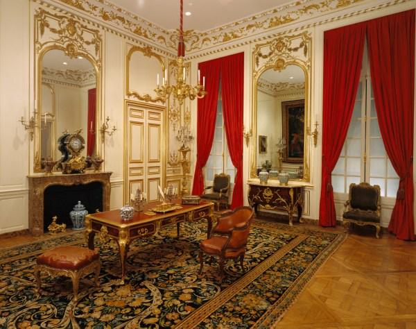 18th Century French Interior Design