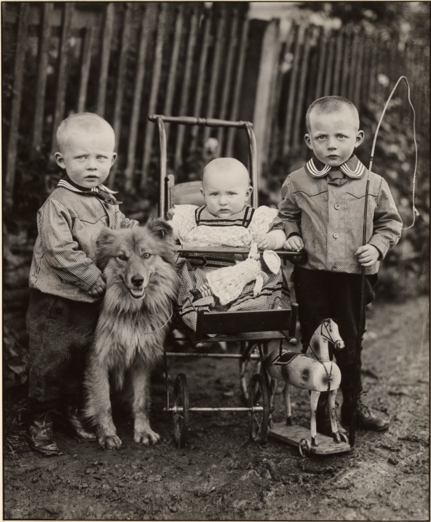 Farm Children, Westerwald