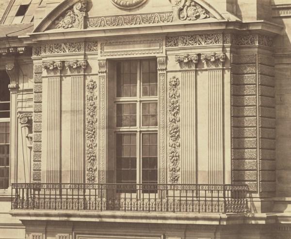 Pavillon De Rohan Louvre Paris Getty Museum