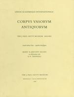 Corpus Vasorum Antiquorum: Fascicule 3