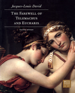 Jacques-Louis David: The Farewell of Telemachus and Eucharis