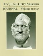 The J. Paul Getty Museum Journal: Volume 21/1993