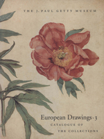 European Drawings 3: Catalogue of the Collections