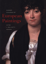 Summary Catalogue of European Paintings in the J. Paul Getty Museum