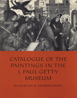 Catalogue of the Paintings in the J. Paul Getty Museum