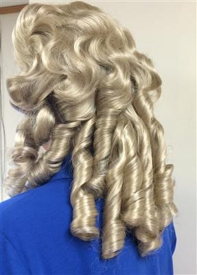Sausage Curl Wig