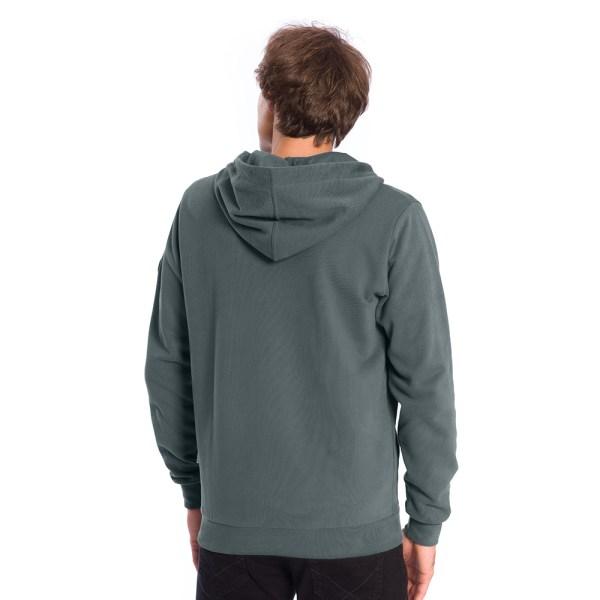 bleed-clothing-1721-woodyhoody-zipper-green-studio-02