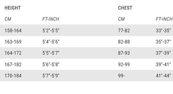 mystic-sizechart-women-wetsuits-drysuits