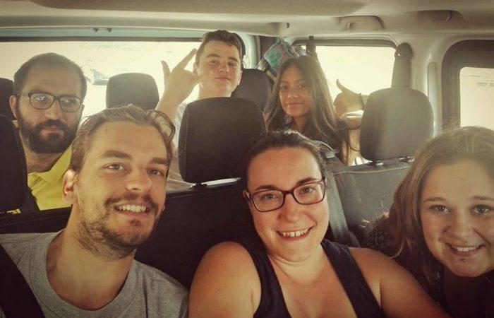 Stiamo arrivando a Scampia