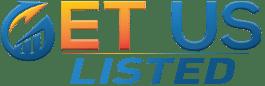 GetUsListed Logo