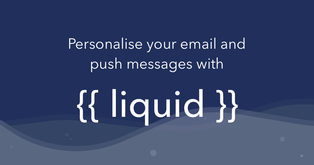 Create personalized messages, faster