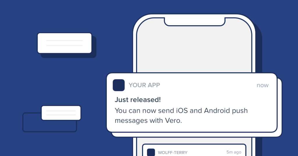 Mobile push notifications are here