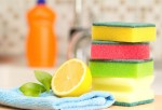 sponges, healthy household tips
