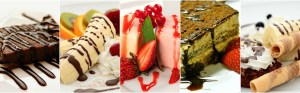 desserts - by S.K. - cravings