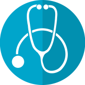 stethoscope icon by Julie McMurry