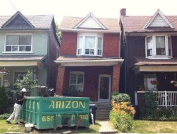 Flipping houses for profit in Toronto