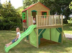 kids and houses