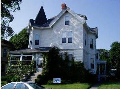 Lizzie Borden House - $625,000