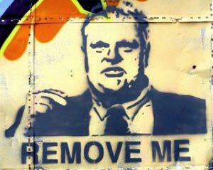 Rob Ford graffiti