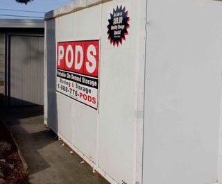 storage pods