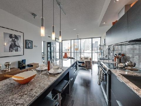 Soft loft at Glas in King West