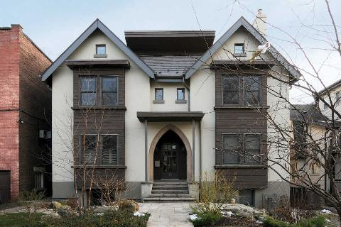 Over 2,000 sqft of space in High Park on 2 levels.